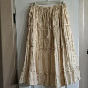 Dresses & Skirts - JFW boho skirt